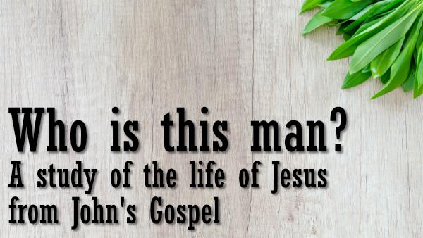 Jesus is ________? Image