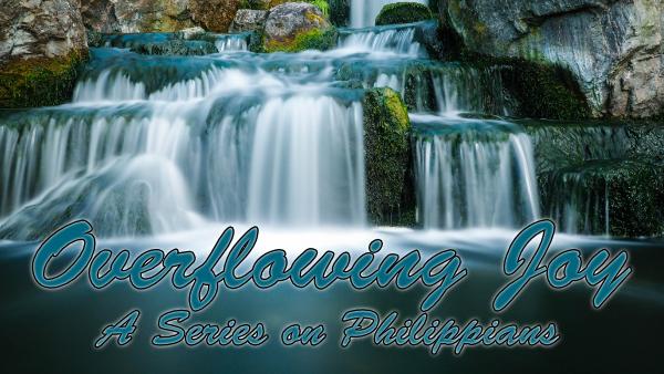 Overflowing Joy Image
